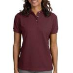 T17 L420 Ladies Pique Knit Polo
