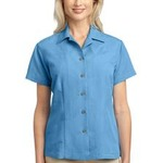 TT4 Patterened Easy Care Camp Shirts